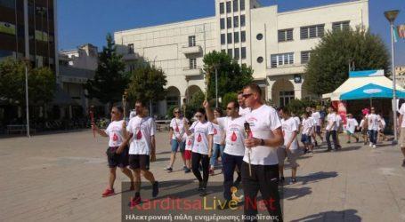 Η «Φλόγα Αγάπης» έρχεται στην Καρδίτσα, την Πέμπτη 30 Σεπτεμβρίου