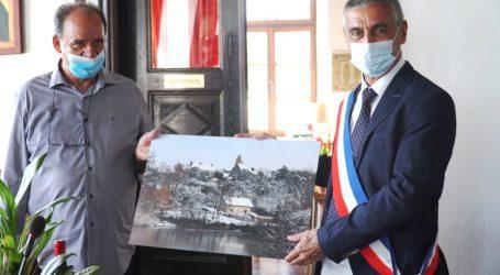 Αναθέρμαναν  τους στενούς δεσμούς 32 ετών οι αδελφοποιημένοι Δήμοι  Ζαγοράς – Μουρεσίου και Juigne Γαλλίας