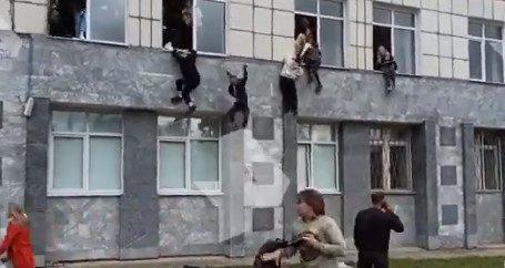 Ρωσία – Επίθεση ενόπλου σε πανεπιστήμιο – Μαθητές πηδούν από τα παράθυρα για να σωθούν, αναφορές για τραυματίες