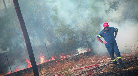 Πυρκαγιές – Ποιες περιοχές κινδυνεύουν τη Δευτέρα 20 Σεπτεμβρίου