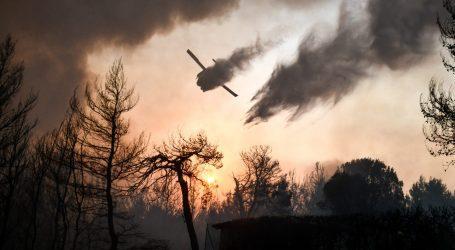 Οι πρόσφατες πυρκαγιές στην Αττική έκαψαν το 16% των δασών της [Χάρτης]