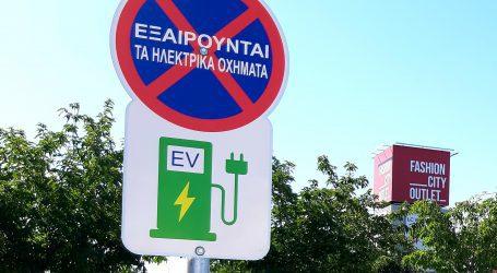Σταθμοί Φόρτισης Ηλεκτρικών Αυτοκινήτων στο Fashion City Outlet