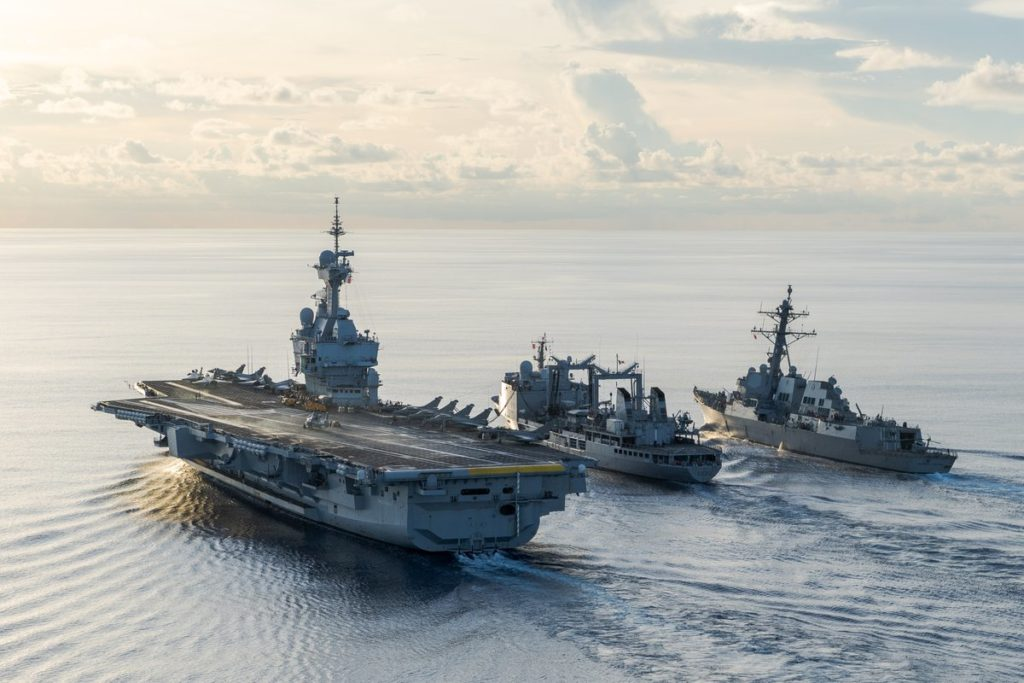 French Navy CSG Ends Indo Pacific Mission 3 1024x683
