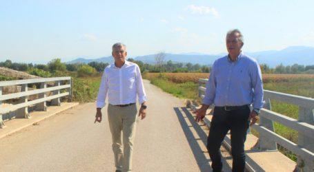 Ακόμη 500.000 € για δρόμους στο ν. Τρικάλων από την Περιφέρεια Θεσσαλίας