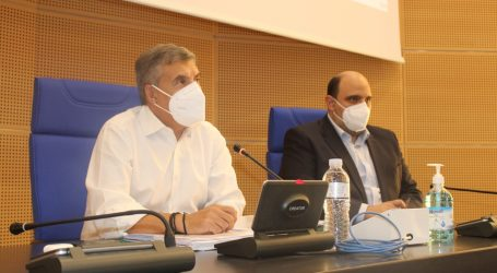 Τι συζήτησαν Αγοραστός – Τριαντόπουλος για τη Θεσσαλία