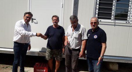 Δεκαέξι σεισμόπληκτες οικογένειες στη Θεσσαλία εγκαθίστανται στους νέους οικίσκους