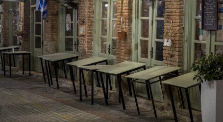 Παραγγέλνουν… σόμπες μαζικά, ταβέρνες και καφέ των Τρικάλων