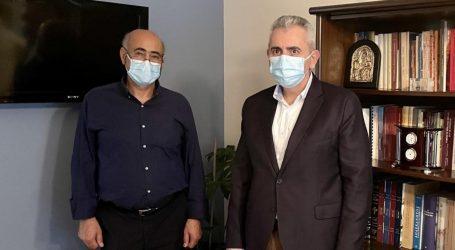 """Μ. Χαρακόπουλος: """"Προστιθέμενη αξία για τον αγρότη το βαμβάκι με ταυτότητα"""""""