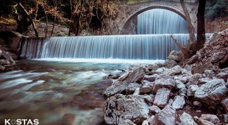 Τον καταρράκτη της Παλαιοκαρυάς στην Πύλη αναδεικνύει η Περιφέρεια Θεσσαλίας (video)