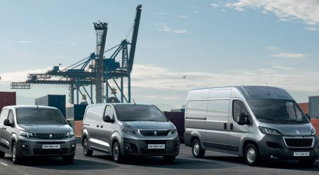 Βόλος: Πρωτιές για την Peugeot και στην αγορά ελαφρών επαγγελματικών οχημάτων