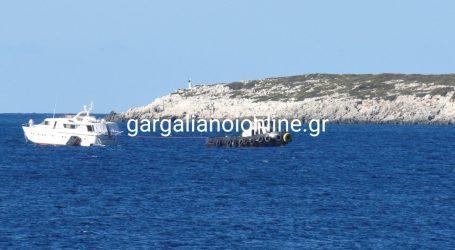 Μεσσηνία – Σκάφος προσέκρουσε στη Νήσο Πρώτη – Ένας τραυματίας