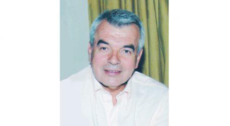Έφυγε από τη ζωή ο Τρικαλινός γιατρός Δημήτρης Κατσιούλας
