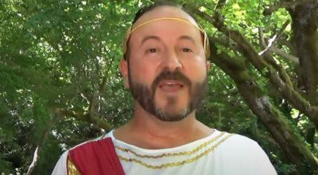 Αρχαίος Έλληνας στο… Γοργογύρι; (video)