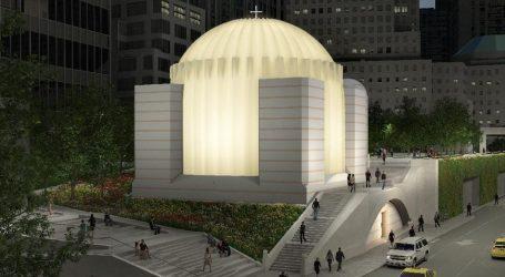 «Χτίζουμε τον αμερικανικό Παρθενώνα» – Ο Άγιος Νικόλαος δίνει νέα πνοή στο «Σημείο Μηδέν», 20 χρόνια μετά