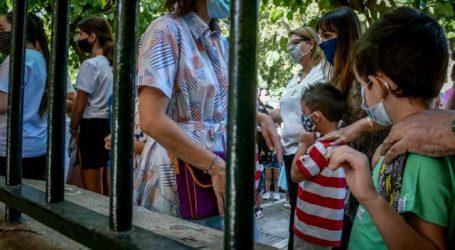 Σχολεία – «Βόμβα» Τζανάκη – «Έως 50.000 τα κρούσματα στα παιδιά»