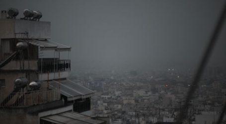 Καιρός – Ραγδαία αλλαγή με βροχές, καταιγίδες και χαλαζοπτώσεις – Ποιες περιοχές θα «χτυπήσουν»