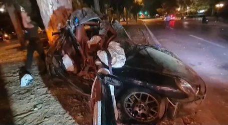 Mad Clip – Σοκαριστικές εικόνες από την αυτοψία στο αμάξι που έχει γίνει «σμπαράλια»