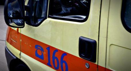 Κόρινθος – Τροχαίο με ανατροπή οχήματος στην παράλληλο της Εθνικής Οδού Κορίνθου – Πατρών