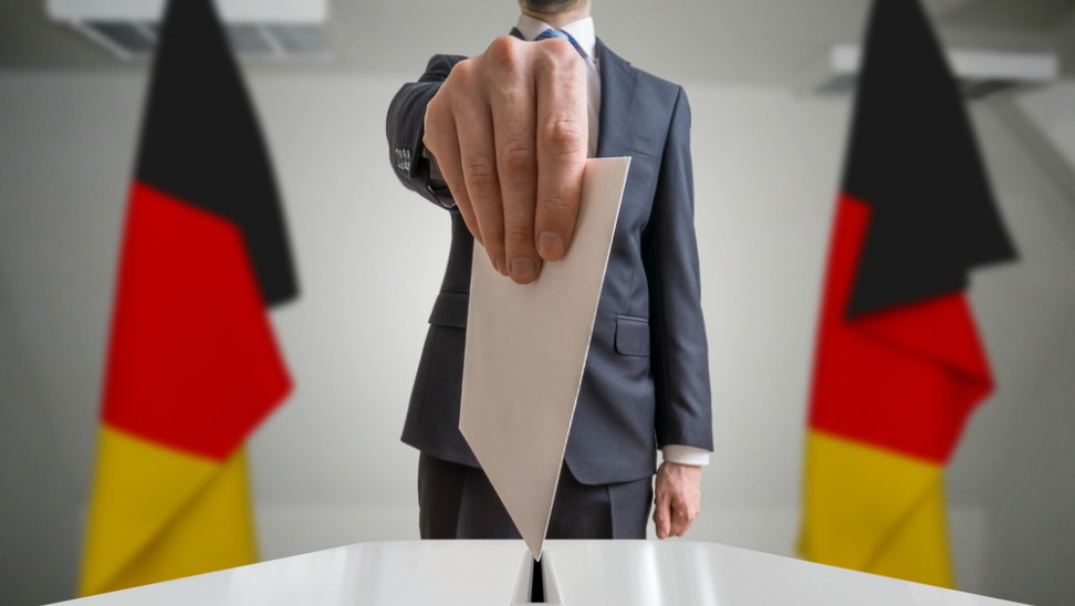 germany elections shutterstock