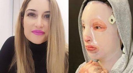 Επίθεση με βιτριόλι – Η Ιωάννα περιμένει δικαιοσύνη και τιμωρία