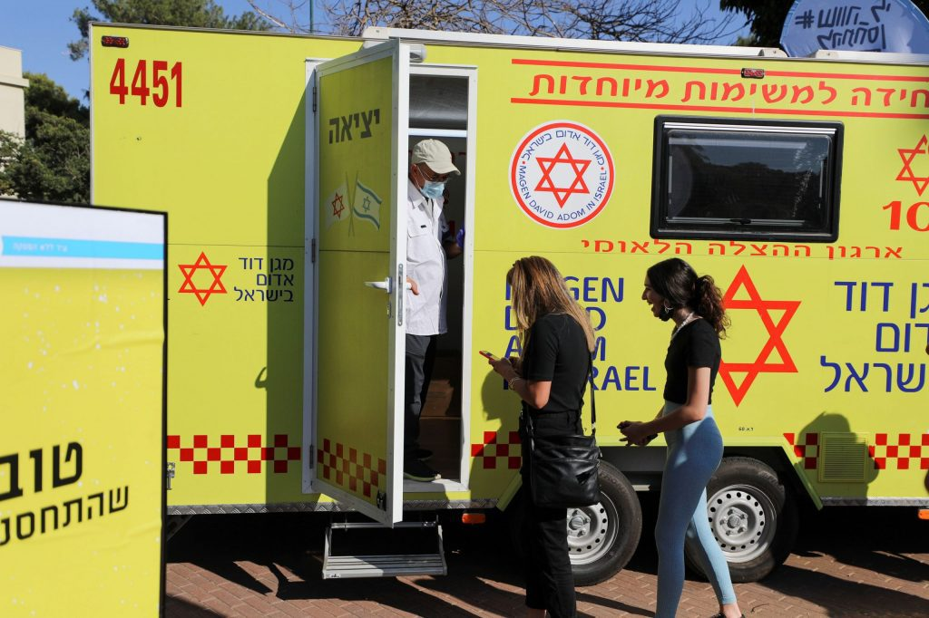 israel scaled