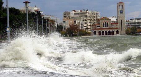 Η Περιφέρεια Θεσσαλίας ενημερώνει για την έκτακτη επιδείνωση του καιρού – Οι οδηγίες προς τους πολίτες