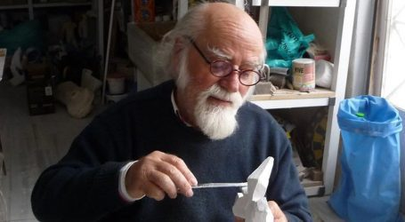 Γιώργος Καλακαλλάς – Σε ηλικία 83 ετών έφυγε από τη ζωή ο γνωστός γλύπτης