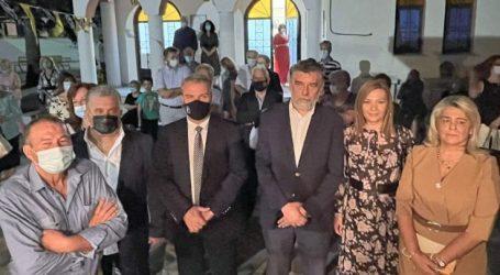 Εορτάστηκε ο Άγιος Βησσαρίων στο Δήμο Κιλελέρ