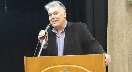 Νέος Διευθυντής στο 2ο ΙΕΚ Λάρισας ο καθηγητής Πληροφορικήςκαι πρόεδρος της Ε.Ε.Π.Ε.Κ Δρ. Δ. Κολοκοτρώνης