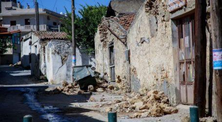 Σεισμός στην Κρήτη – Κλειστές οι υπηρεσίες του δήμου Ηρακλείου