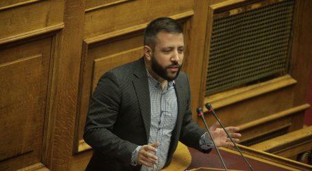 Παρέμβαση Αλ. Μεϊκόπουλου στη Βουλή για τη στήριξη του Ορφανοτροφείου Βόλου