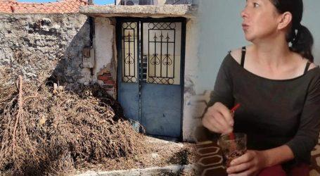Γυναικοκτονία στην Κυπαρισσία – Ταυτοποιήθηκε η σορός της Μόνικα κάτω από τσιμέντο