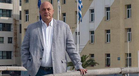 Στην Αθήνα ο Αχιλλέας Μπέος: Σειρά επαφών με κορυφαία κυβερνητικά στελέχη