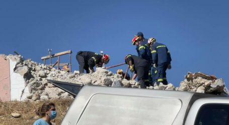 Σεισμός στην Κρήτη – Παρατεταμένη σεισμική δραστηριότητα μετά τα 5,8 Ρίχτερ – Σημειώθηκαν 13 ακόμη δονήσεις