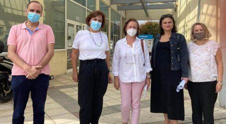 Συνεργασία Δ. Τρικκαίων – ΟΑΕΔ για εργασιακή στήριξη σε κακοποιημένες γυναίκες