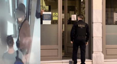 Ένοπλη ληστεία σε τράπεζα στη Μητροπόλεως: Δραπέτης των φυλακών Λάρισας ο κύριος ύποπτος