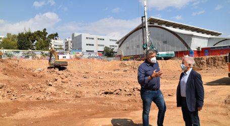 Κατασκευάζεται πρότυπο κέντρο ανάπτυξης Ολυμπιακών και Παραολυμπιακών αθλημάτων