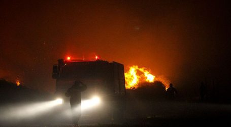 Οριοθετήθηκε η πυρκαγιά στην περιφερειακή του Αιγάλεω