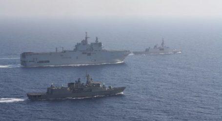 Ρωσία – Πολεμικά πλοία άρχισαν μεγάλης έκτασης γυμνάσια με πραγματικά πυρά στη Μαύρη Θάλασσα