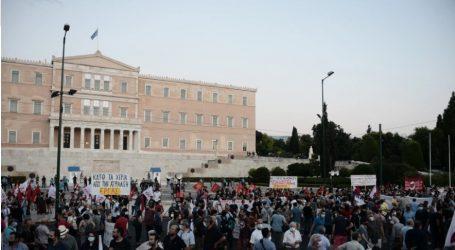 Επικουρική ασφάλιση – Συγκέντρωση διαμαρτυρίας για το νομοσχέδιο στο Σύνταγμα