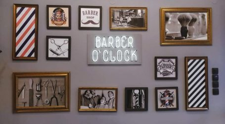 Barber O'clock: Για τους άντρες που προσέχουν την εμφάνιση τους!