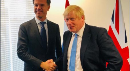 Ρούτε – Θα προτείνει στον Τζόνσον συμφωνία με την ΕΕ σε θέματα άμυνας και ασφάλειας