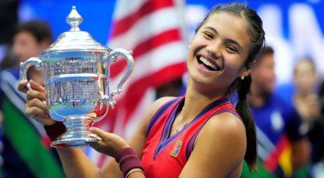 Ασύλληπτη η Ραντουκάνου, κατέκτησε το US Open (2-0)