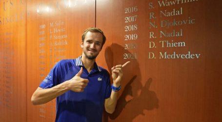 US Open – Τα συγχαρητήρια προς τον Μεντβέντεφ από τον κόσμο του τένις