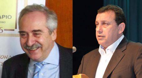 «Γαλάζιες» εκλογές στη Λάρισα: Γρηγορίου απέναντι στον Σουφλιά και τρίτη υποψηφιότητα «σφήνα»;