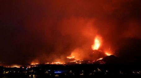 Ηφαίστειο – Ισπανία – Δεν θα φτάσει απόψε η λάβα στον Ατλαντικό