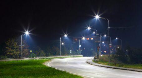 Τη νύχτα… μέρα κάνει ο Μαράβας. LED φωτισμός στο Δήμο Πύλης