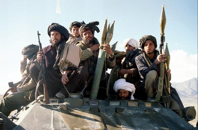 taliban afghanistan 1