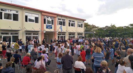 Πρόεδρος ΤΕΕ, Ν. Παπαγεωργίου: «Σε χρόνο-ρεκόρ η ανέγερση του νέου σχολικού κτιρίου στο Δαμάσι»