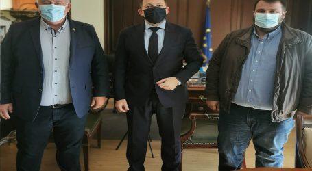 Συναντήθηκε με τον Στέλιο Πέτσα ο Δημήτρης Νασίκας